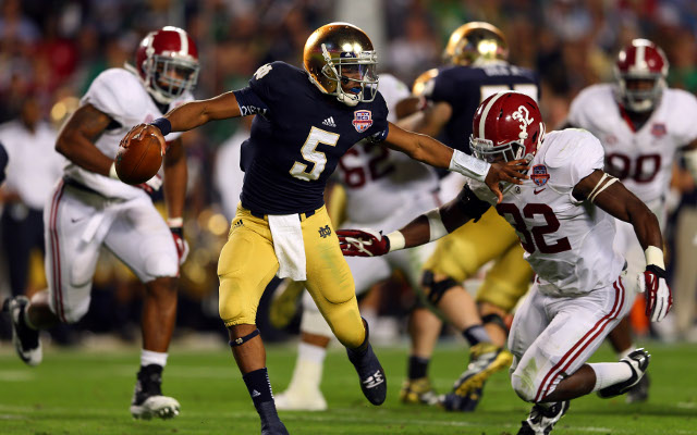 CFB Week 6 preview: #14 Stanford vs. #9 Notre Dame, important fight for the Irish
