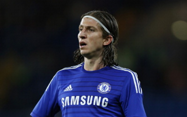 Chelsea's Filipe Luis reveals his pride in Man United's celebrations