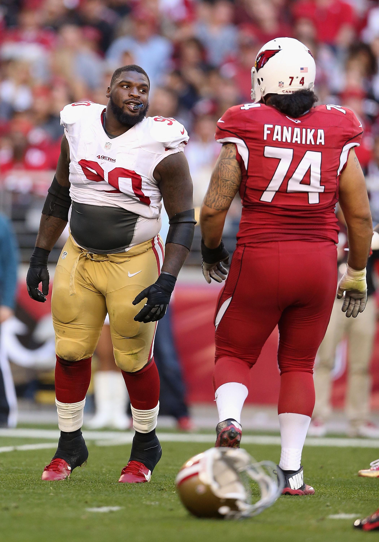 San Francisco 49ers lose defensive tackle for season