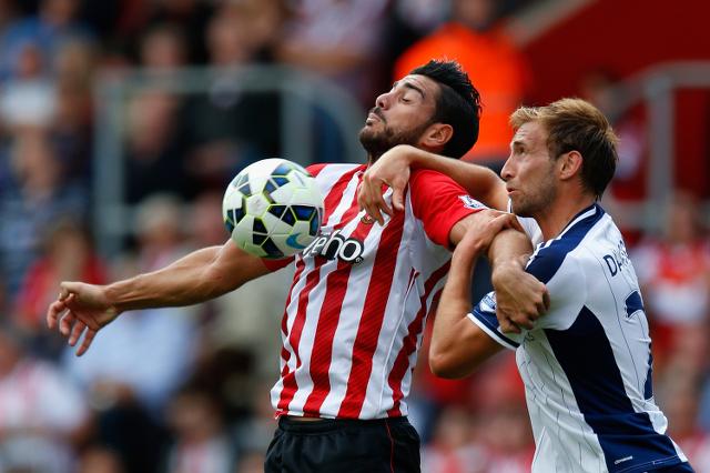 Graziano Pelle - Southampton1