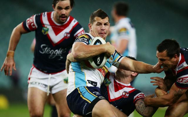 Greg Bird: Gold Coast Titans forward stripped of co-captaincy