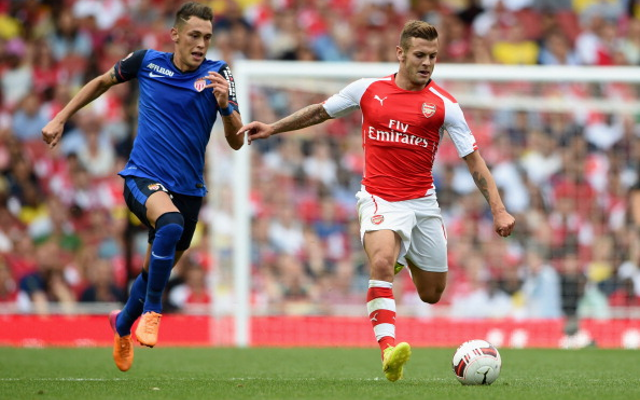 Selling club! Jack Wilshere's Man Utd transfer policy dig – Arsenal wouldn't sell me for £16m