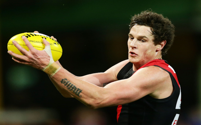 Out-of-contract Essendon star Jake Carlisle targeted by rival AFL clubs