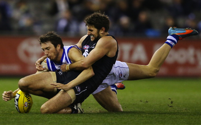 BREAKING: Jarrad Waite quits Carlton, will explore options during free agency period