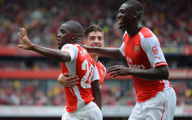 Struggling Arsenal star linked with surprise £7m switch to Premier League rivals