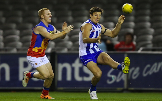 North Melbourne key defender signs new two-year deal