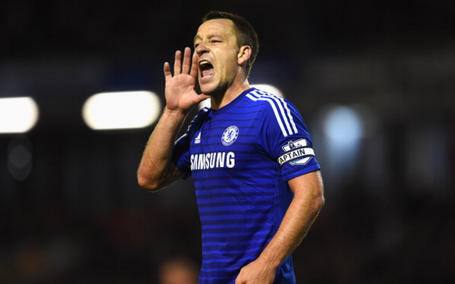 Chelsea captain John Terry urges club to offer him new deal