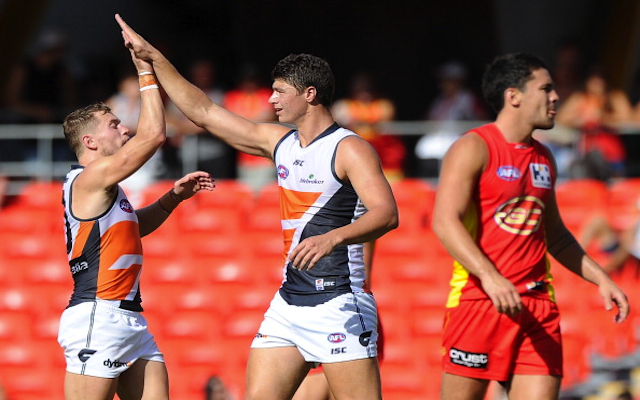 Greater Western Sydney Giants set to secure star young-guns