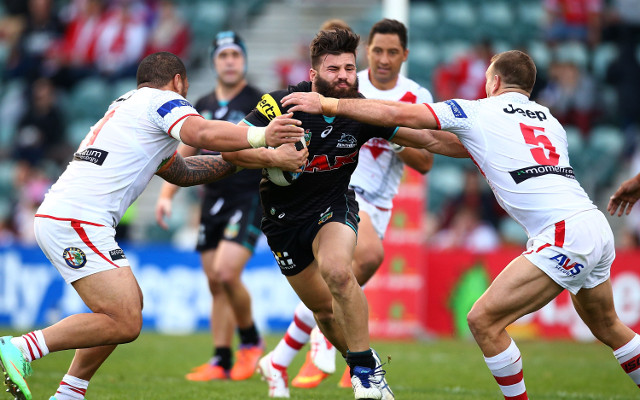 (Video) St George Illawarra Dragons v Penrith Panthers: Full NRL match highlights