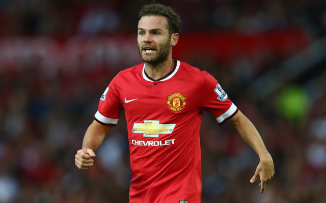 Manchester United to offer Juan Mata in swap deal to sign Atletico Madrid star