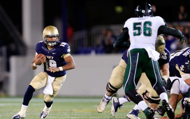 College football preview: Navy vs. #5 Ohio State