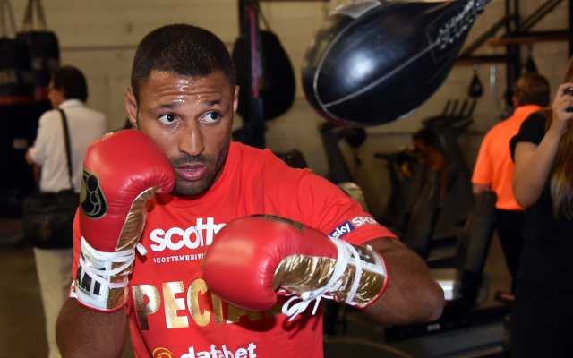 "(Video) Kell Brook insists Amir Khan ""doesn't hold the cards anymore"""