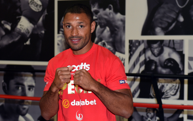 (Video) Shawn Porter vs Kell Brook: Official weigh-in for welterweight pair