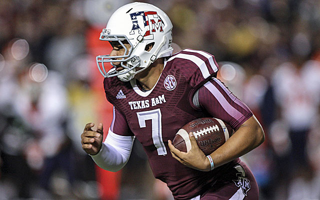 CFB Week 7 preview: #3 Ole Miss vs. #14 Texas A&M