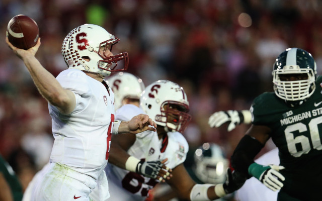 NCAAF news: Stanford QB Kevin Hogan returning to school