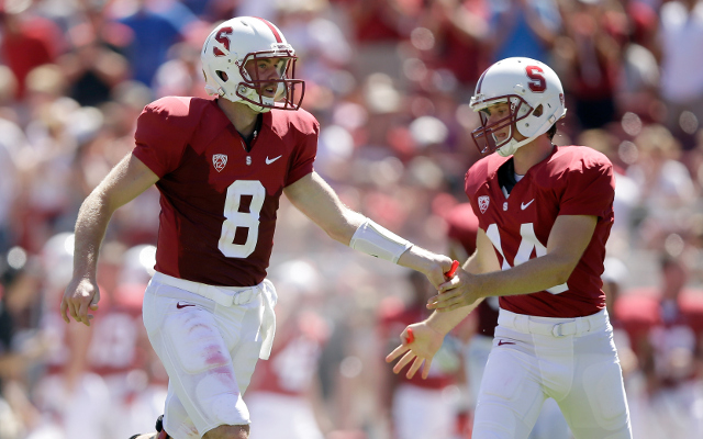 #11 Stanford defeats UC Davis, 45-0