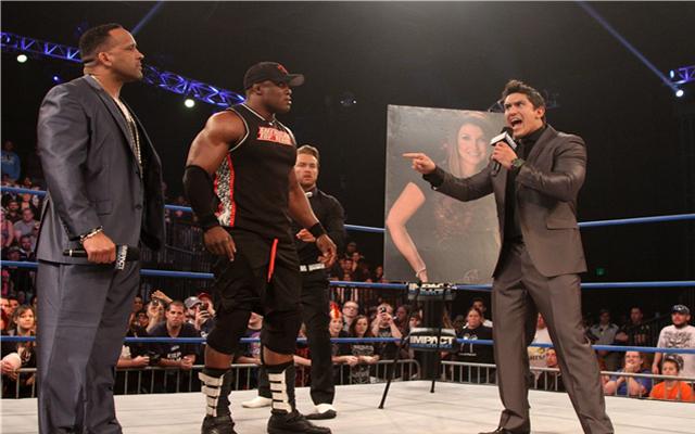 TNA World Heavyweight Champion Bobby Lashley to Make UK Debut