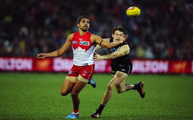 (Video) Round 22 AFL Goal of the Year nominations: Sydney Swans and Port Adelaide stars steal the show