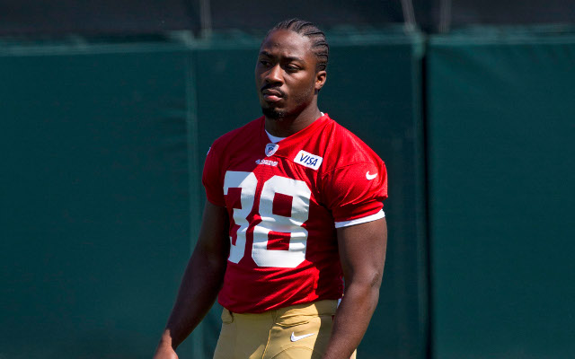 San Francisco 49ers running back to receive bigger role