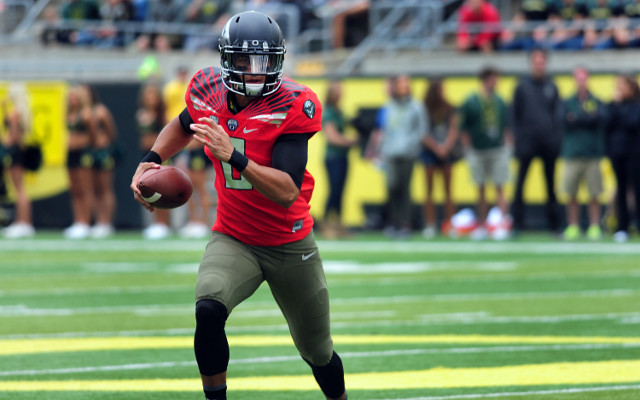 College football preview: #3 Oregon vs. South Dakota