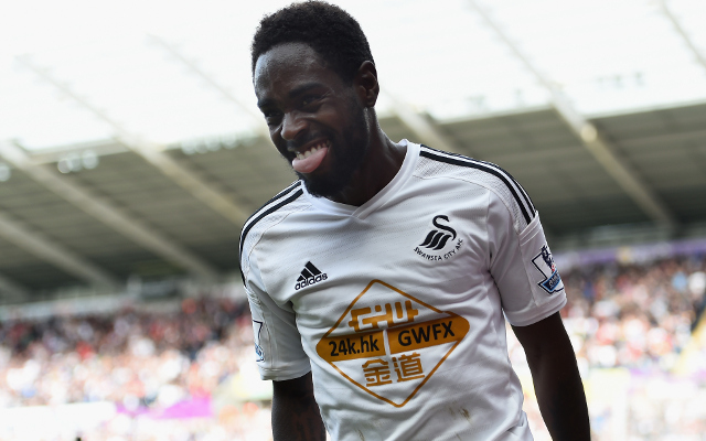 Nathan Dyer Swansea