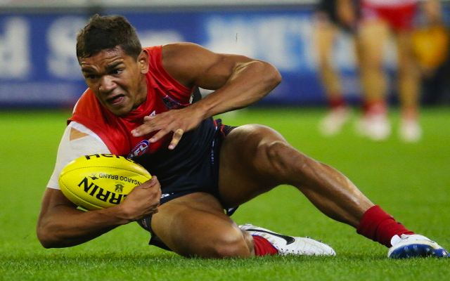 Melbourne's Neville Jetta signs new AFL deal after incredible career transformation