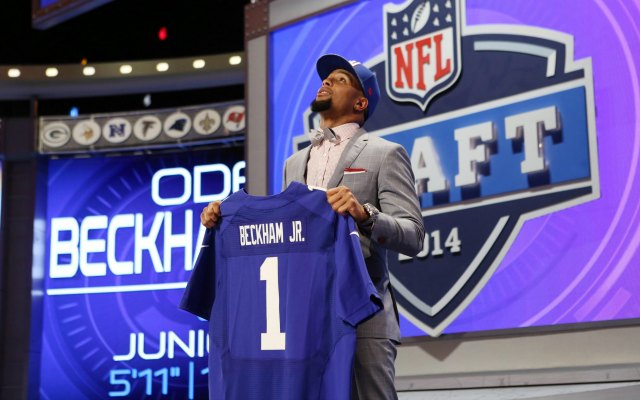 New York Giants 1st-round draft pick sidelined again with injury
