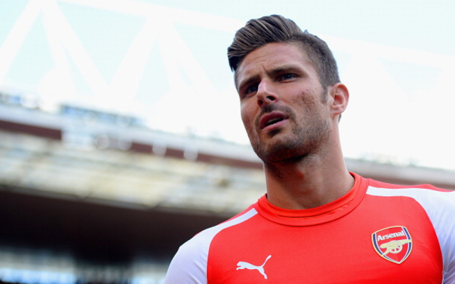 Arsenal transfer gossip: Giroud offered up in £35m striker deal and Welbeck to miss final