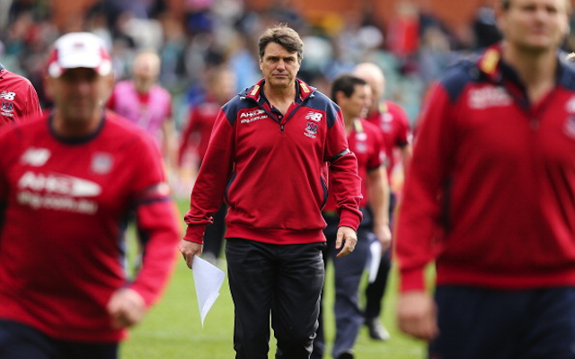 Melbourne coach Paul Roos slams free agency after James Frawley chooses Hawthorn