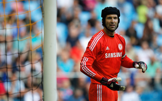 Chelsea star Petr Cech trolls Man United fan on Twitter