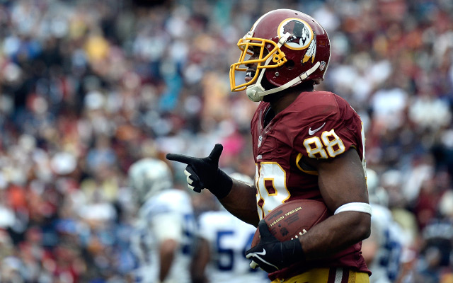 Preseason: Washington Redskins wide receivers preview