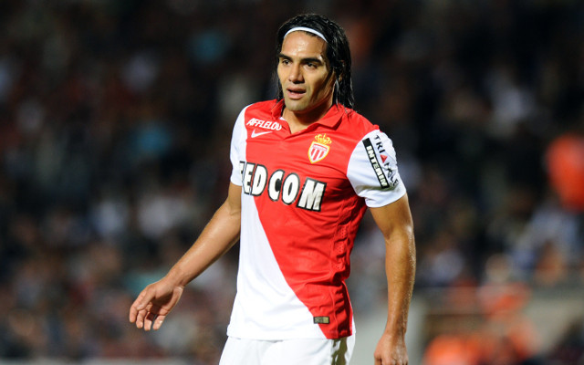 Radamel Falcao's agent holding talks with four clubs including Arsenal and Real Madrid