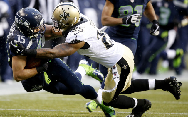 New Orleans Saints safety gets curious about Madden rating