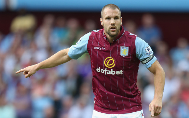 Teammate tells Ron Vlaar to ignore £8m Arsenal and Man United interest