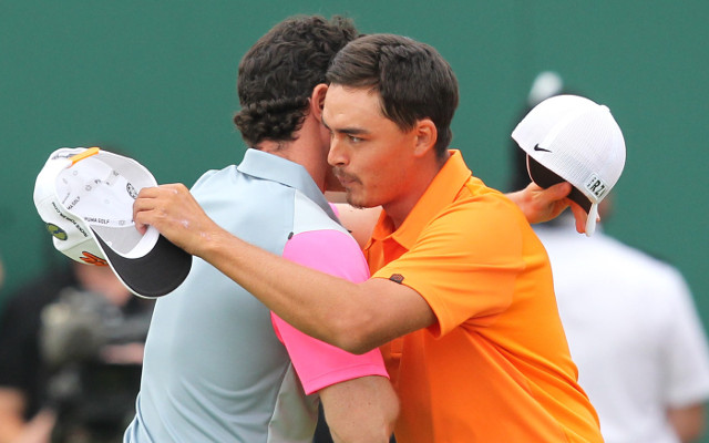 Rory McIlroy and Rickie Fowler share touching social media moment after PGA Championship