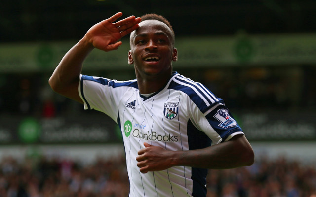 Saido Berahino banished by West Brom teammates after controversial interview