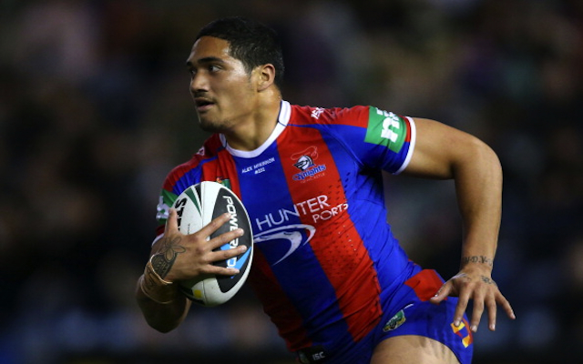 Wayne Bennett says Newcastle Knights young-gun Sione Mata'utia doesn't need media 'bullshit'
