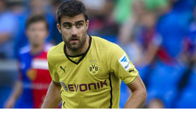 Arsenal table bid for Borussia Dortmund Defender Sokratis Papastathopoulos