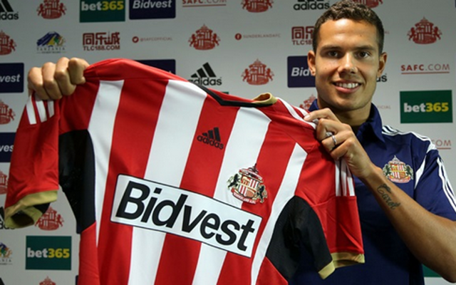 Sunderland confirm signing of Jack Rodwell from Man City