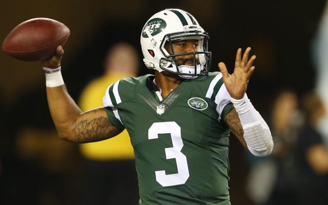 CUT: New York Jets release quarterback Tajh Boyd
