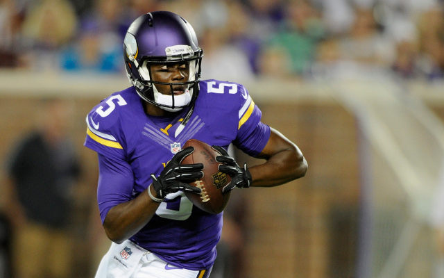 Minnesota Vikings will start QB Matt Cassel vs. Chiefs