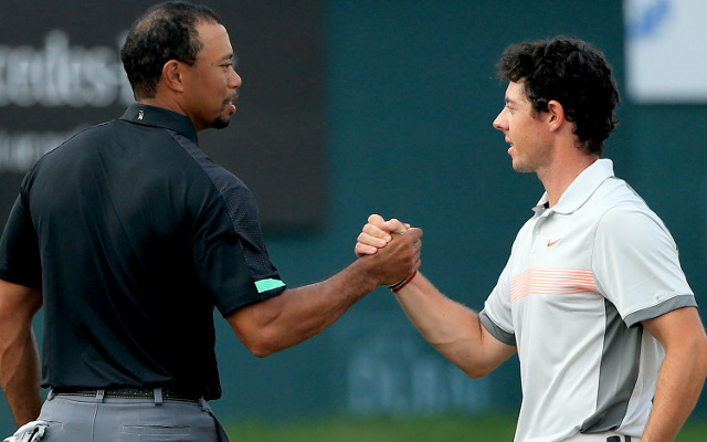 (Video) Very funny – Rory McIlroy and Tiger Woods go head-to-head on The Tonight Show