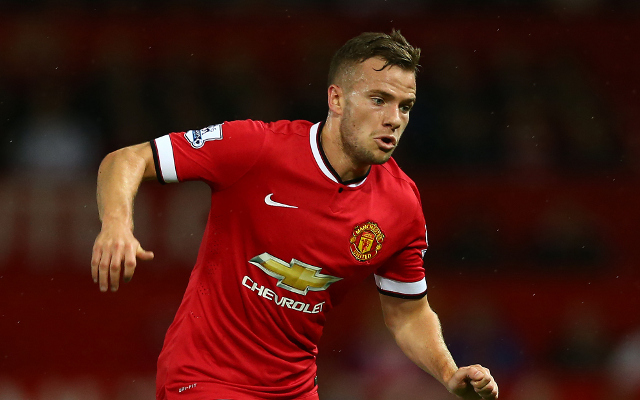 Tom Cleverley & FOUR more Man United flops given free transfers