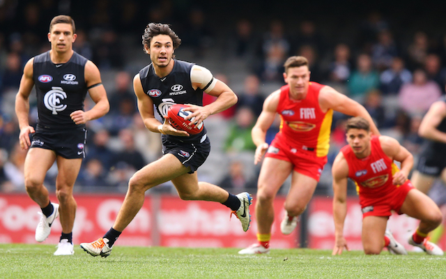 Carlton lock-in AFL Rising Star nominee until end of 2016