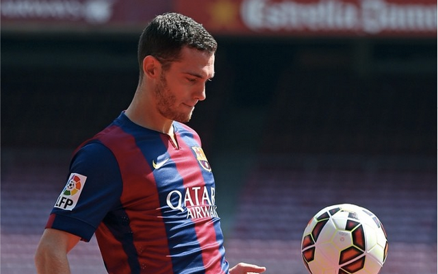 Ex-Arsenal star Thomas Vermaelen set for sensational exit from Barcelona already