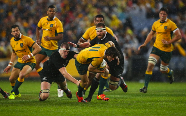 Wallabies coach Ewen McKenzie names side to face All Blacks on Saturday in Rugby Championship