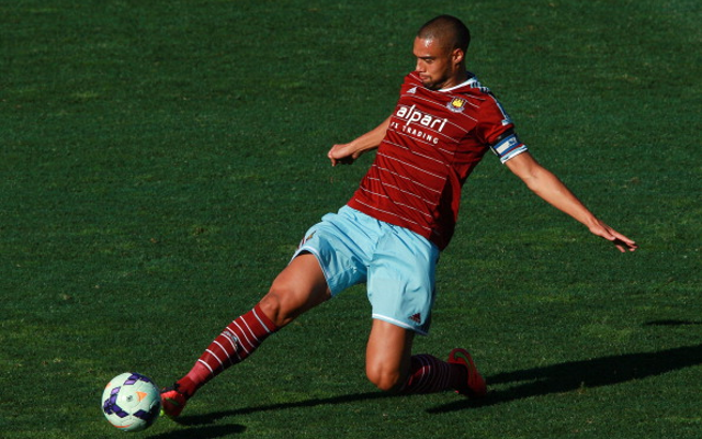 Winston Reid West Ham United Arsenal