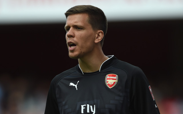 Arsenal's Wojciech Szczesny says: David Ospina is not my friend and I do not feel sorry for him