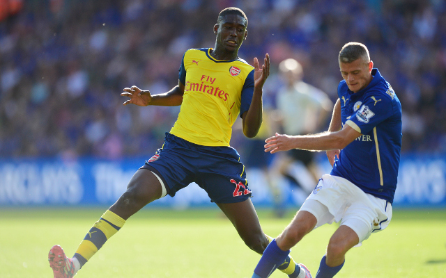 Arsenal loanee Yaya Sanogo has 'NO QUALITIES', says Ajax coach Ronald de Boer