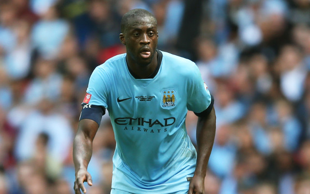 (Video) Chelsea star bullied by Manchester City powerhouse Yaya Toure